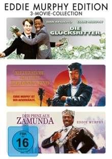 Eddie Murphy Edition, 3 DVDs