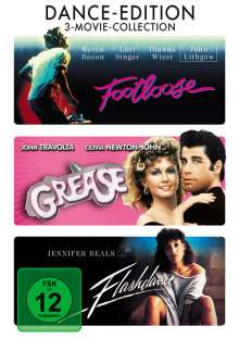 Dance Edition, 3 DVDs