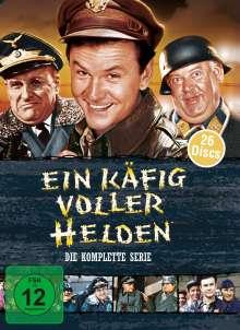 Ein Käfig voller Helden (Komplette Serie), 26 DVDs