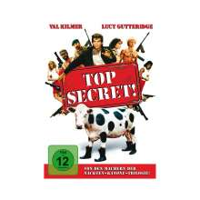 Top Secret, DVD