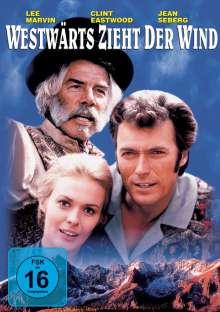 Westwärts zieht der Wind, DVD