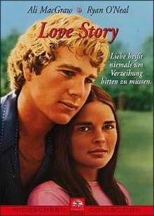 Love Story, DVD