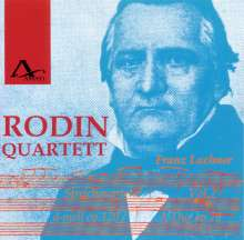 Franz Lachner (1803-1890): Streichquartette Vol.2, CD