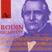 Franz Lachner (1803-1890): Streichquartette Vol.3, CD
