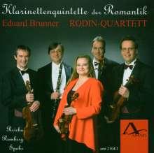 Andreas Romberg (1767-1821): Klarinettenquintett op.57, CD