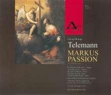 Georg Philipp Telemann (1681-1767): Markus-Passion, 2 CDs