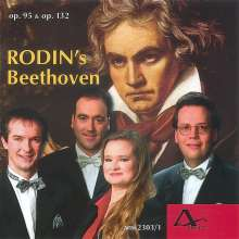 Ludwig van Beethoven (1770-1827): Streichquartette Nr.11 & 15, CD