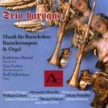 Trio Baroque, CD
