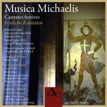 Musica Michaelis - Festliche Kantaten, CD