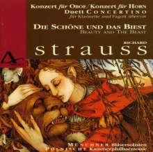 Richard Strauss (1864-1949): Oboenkonzert, CD