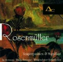 Johann Rosenmüller (1619-1684): Geistliche Musik, CD