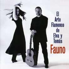 Thomas Hickstein: El Arte Flamenco De Elva Y Tomas, CD