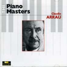 Claudio Arrau - The Piano Master, 2 CDs