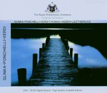 Royal Philharmonic Orchestra, CD