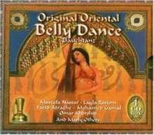 Belly Dance Bauchtanz 4, 4 CDs