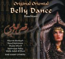 Bauchtanz - Original Oriental Belly Dance, CD