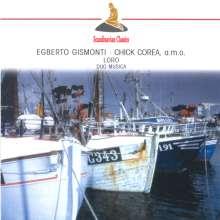 Musik für Flöte & Gitarre - Loro, CD