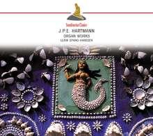 Johan Peter Emilius Hartmann (1805-1900): Orgelwerke, CD