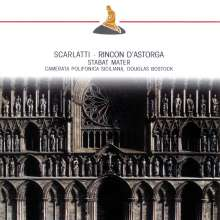 Emanuele Rincon d'Astorga (1680-1757): Stabat Mater, CD