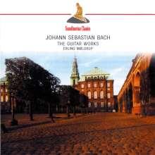 Johann Sebastian Bach (1685-1750): Gitarrenwerke (Ges.-Aufn.), 2 CDs