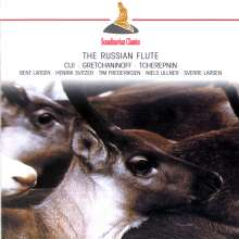 The Russian Flute, CD