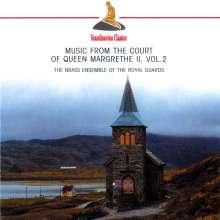 Royal Danish Brass - Musik am Hofe Königin Margarethes II, CD