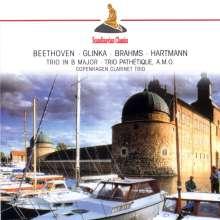 Copenhagen Klarinettentrio, CD