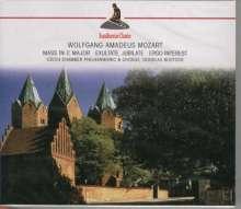 Wolfgang Amadeus Mozart (1756-1791): Messe C-Dur KV Anh.C.1.20 für Soli,Chor,Orchester,Orgel, CD