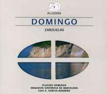 Various Artists: Zarzuelas-Domingo, CD