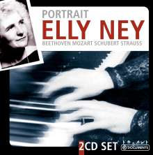 Elly Ney - A Portrait, 2 CDs