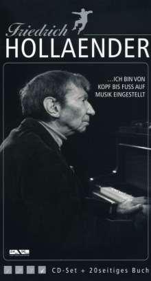 Friedrich Hollaender (1896 - 1976): Ich bin von Kopf bis Fuß auf Musik eingestellt, 4 CDs