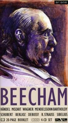 Thomas Beecham dirigiert, 4 CDs