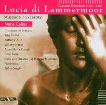 Gaetano Donizetti (1797-1848): Lucia di Lammermoor (Ausz.), CD