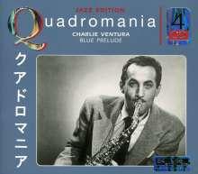 Charlie Ventura (1916-1992): Blue Prelude, 4 CDs