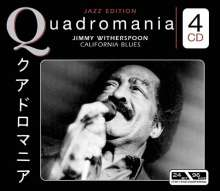 Jimmy Witherspoon: California Blues, 4 CDs