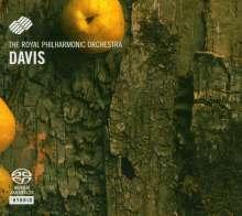 Carl Davis (geb. 1936): Orchesterwerke, Super Audio CD