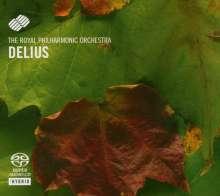 Frederick Delius (1862-1934): Orchesterwerke, Super Audio CD