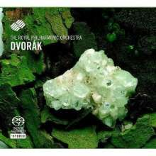 Antonin Dvorak (1841-1904): Symphonie Nr.8, Super Audio CD
