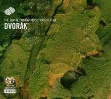 Antonin Dvorak (1841-1904): Slawische Tänze Nr.1-16, Super Audio CD