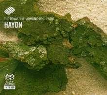 Joseph Haydn (1732-1809): Symphonien Nr.102 & 104, SACD