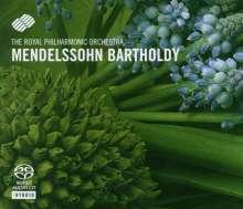Felix Mendelssohn Bartholdy (1809-1847): Violinkonzert op.64, SACD