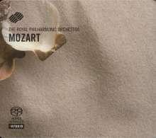 Wolfgang Amadeus Mozart (1756-1791): Symphonien Nr.36 & 39, SACD