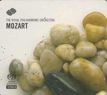 Wolfgang Amadeus Mozart (1756-1791): Sinfonie concertanti KV 297b & KV 364, SACD