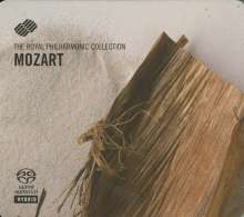 Wolfgang Amadeus Mozart (1756-1791): Klaviersonaten Nr.8,11,16, SACD