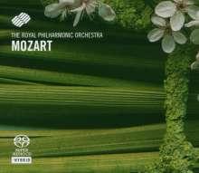 Royal Philharmonic Orchestra - Wolfgang Amadeus Mozart, Super Audio CD