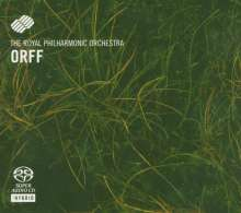 Carl Orff (1895-1982): Carmina Burana, Super Audio CD