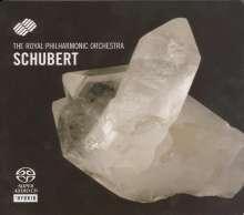 Franz Schubert (1797-1828): Symphonien Nr.3 & 5, SACD