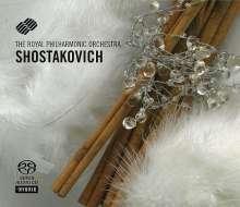 Dmitri Schostakowitsch (1906-1975): Symphonie Nr.5, SACD
