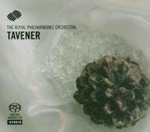John Tavener (1944-2013): The Protecting Veil für Cello & Streicher, SACD