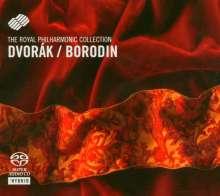 Alexander Borodin (1833-1887): Streichquartett Nr.2, SACD